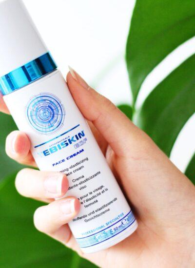 Tebiskin EGF Face Cream Review